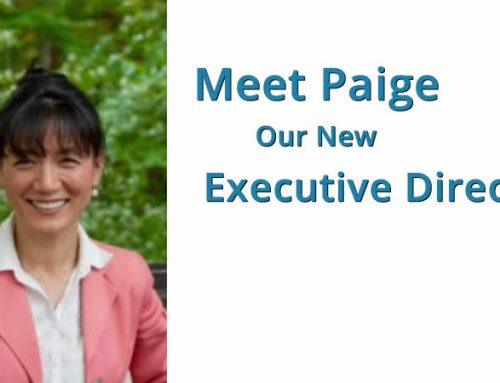 Meet Paige L. Harker our new Executive Director
